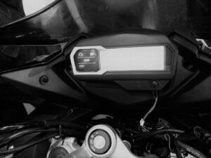 The speedometer prototype